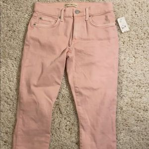 BRAND NEW pink jeans